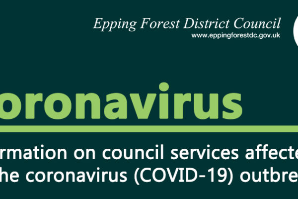 Information on council services affected by the coronavirus outbreak