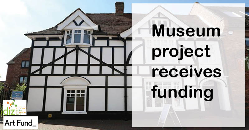 Museum project receives funding