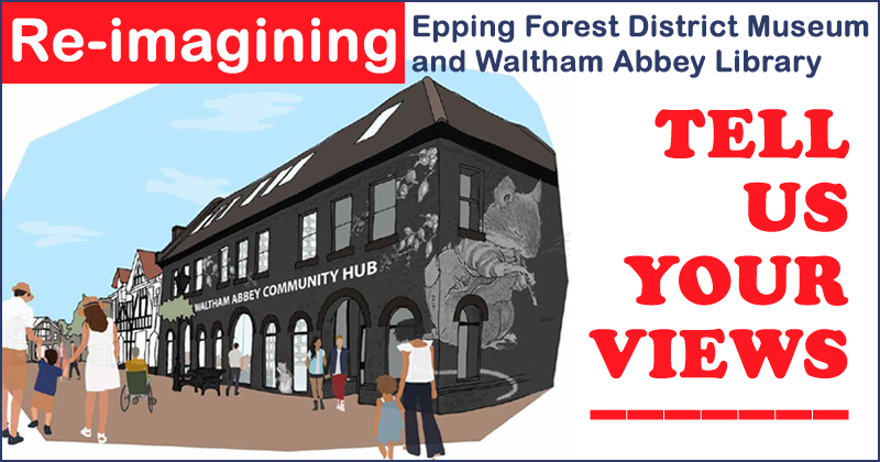 Waltham Abbey community and cultural hub survey