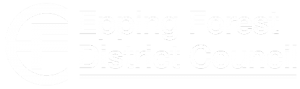 Epping Forest District Council Footer logo