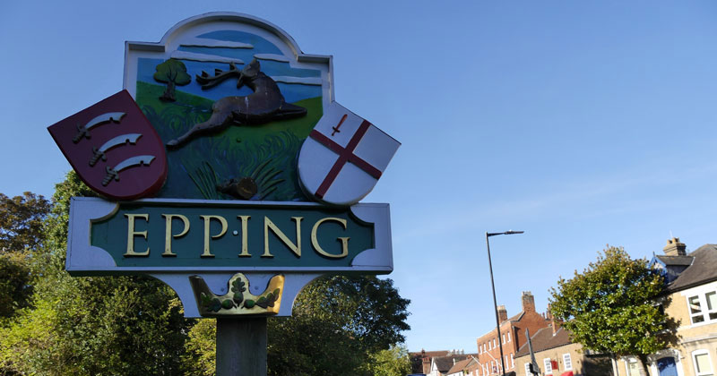 Epping sign