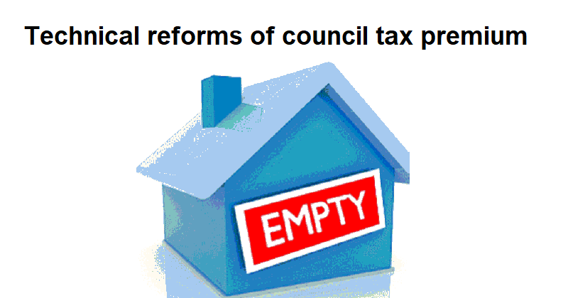 Council Tax - empty property