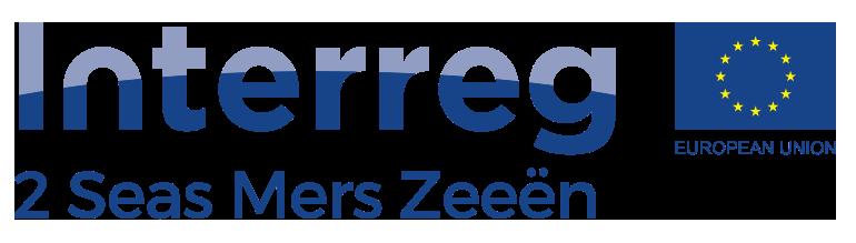 Interreg 2 Seas Mers Zeeen logo