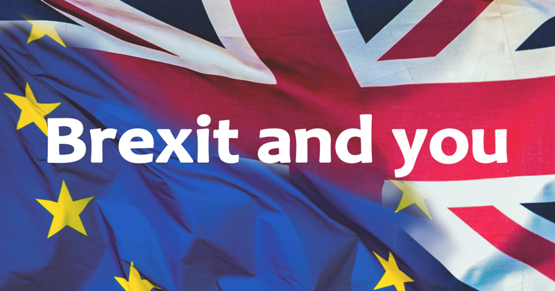 Brexit and you