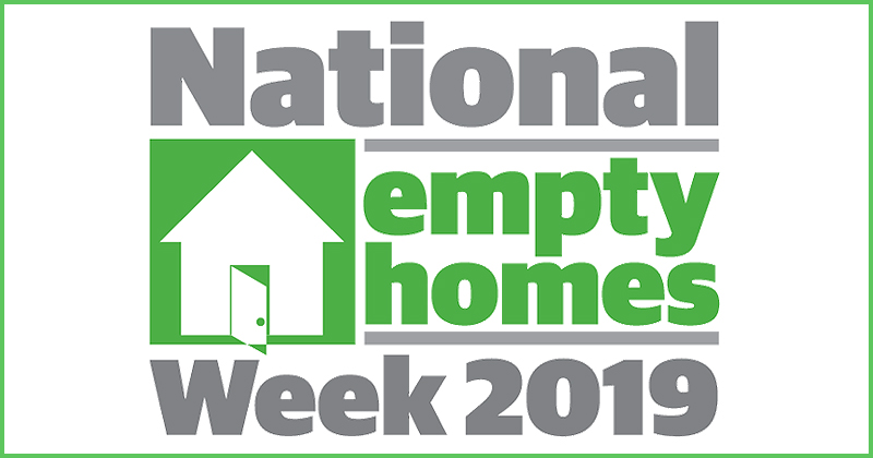 National empty homes week 2019