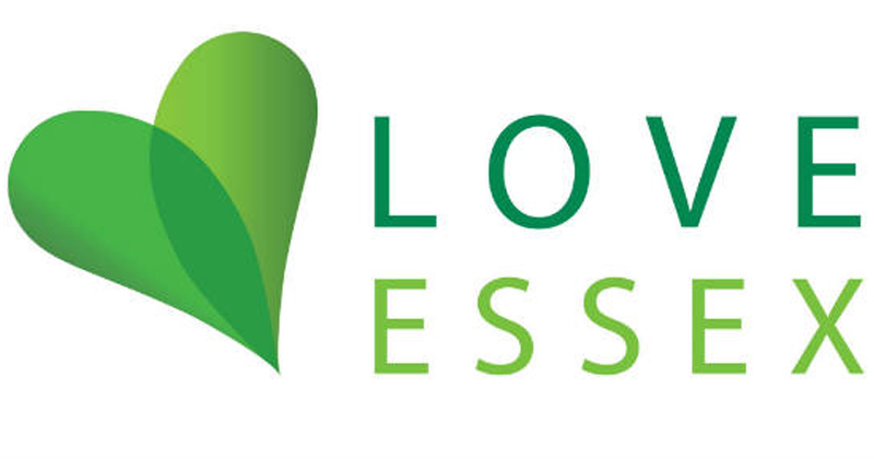 Love Essex logo