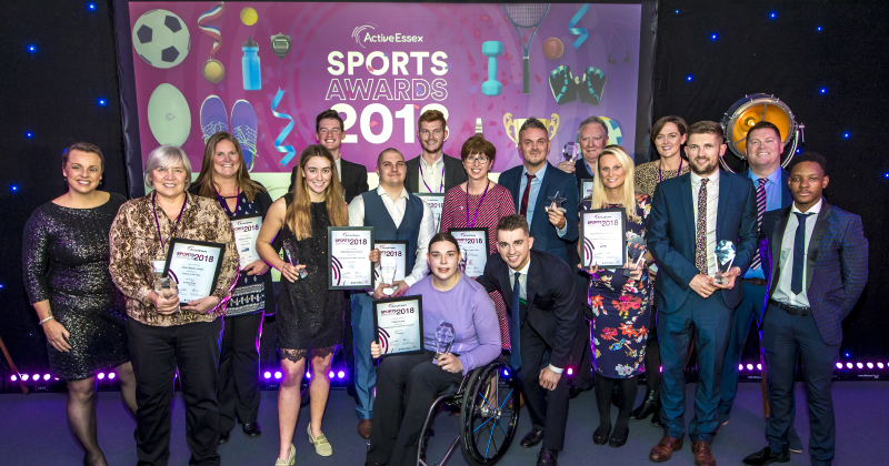 Active Essex awards