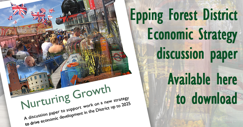 Nurturing Growth economic strategy discussion paper
