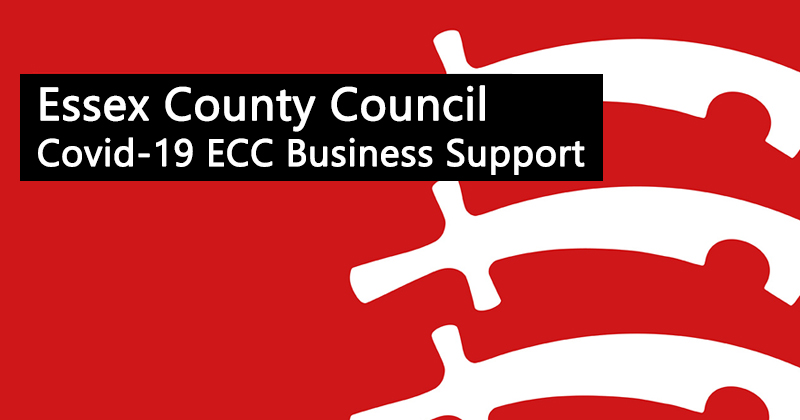 Essex County Council Covid-19 ECC Business Support