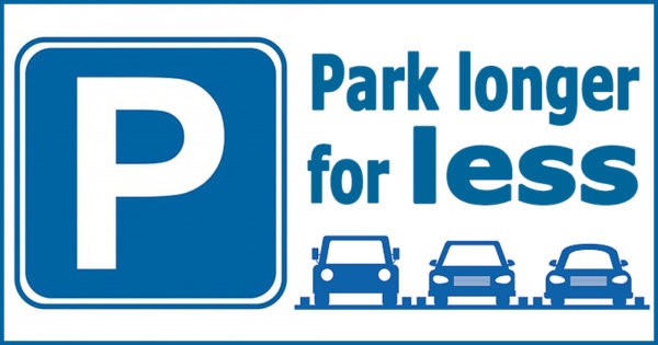 Park longer for less