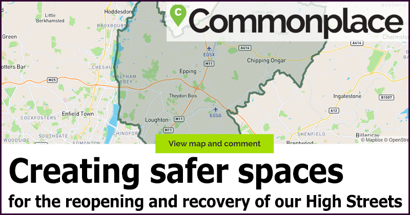 Creating safer spaces for the reopening and recovery of our High Streets