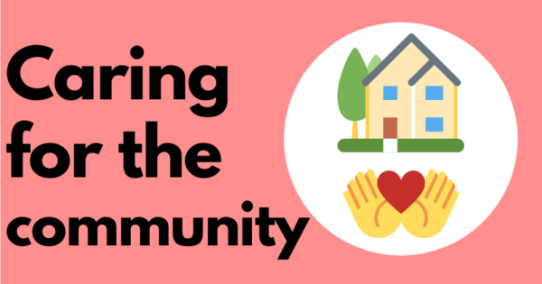 Caring for the community