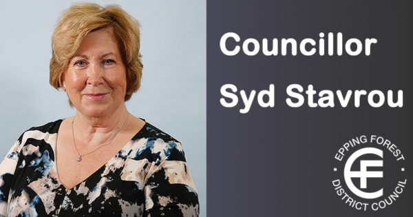 Councillor Syd Stavrou