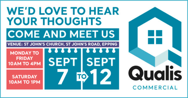 We'd love to hear your thoughts - Qualis event