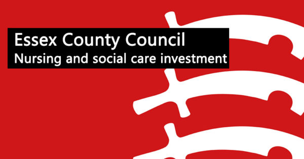 Essex County Council news - Nursing and social care investment