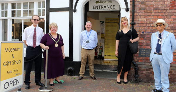 Epping Forest District Museum reopens