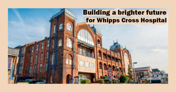 Building a brighter future for Whipps Cross