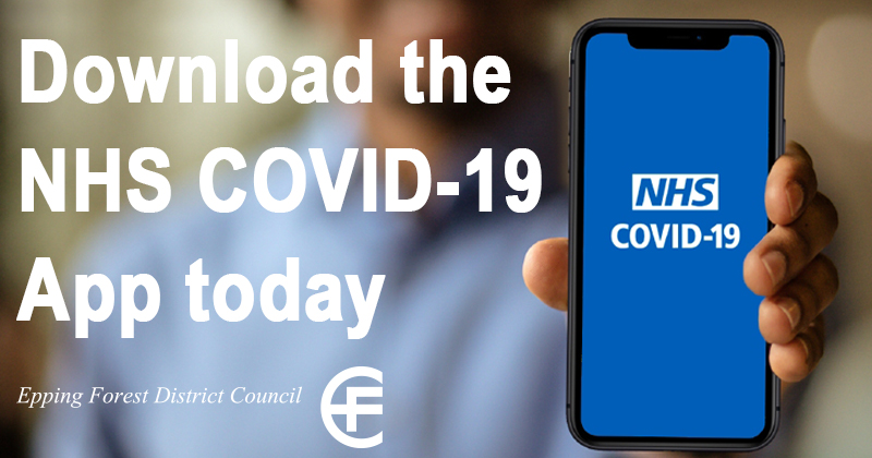 Download the NHS COVID-19 App today