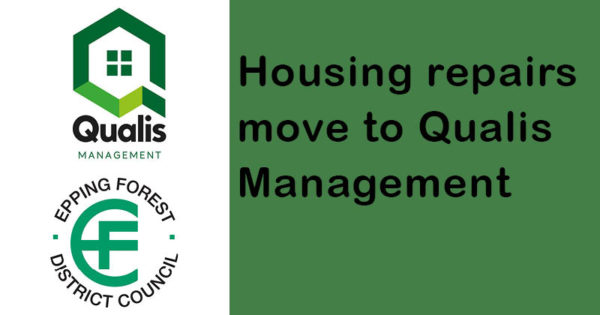 Housing repairs service moves to Qualis