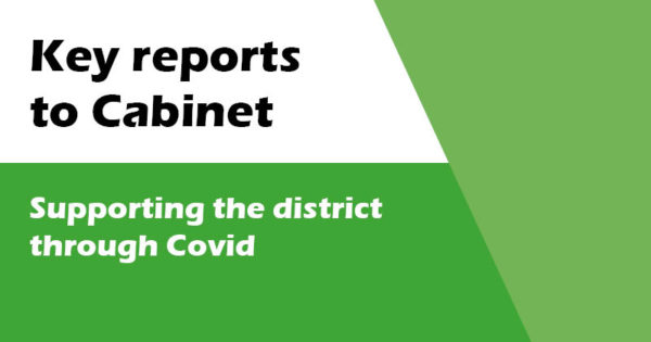 Key reports to Cabinet Oct 2020