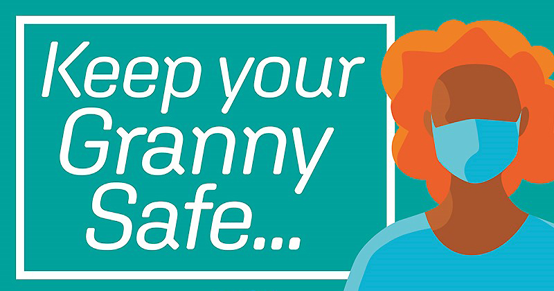 Keep your granny safe