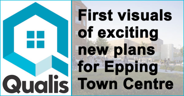 First visuals of exciting new plans for Epping Town Centre