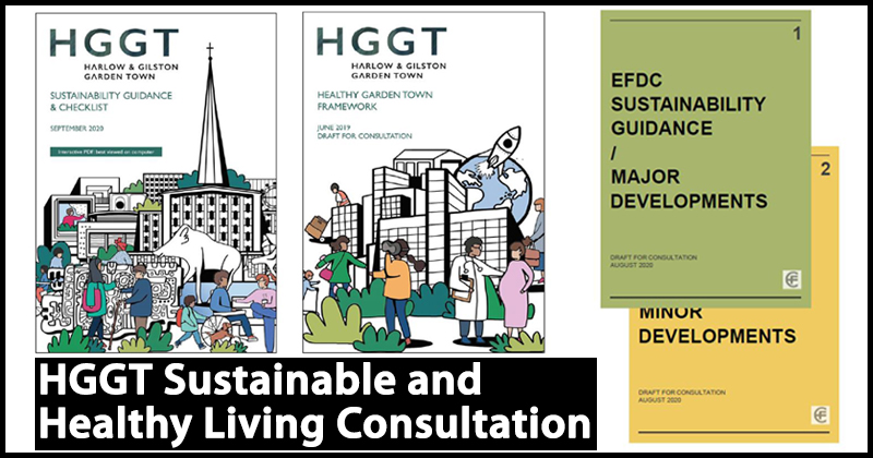HGGT Sustainable and Healthy Living consultation