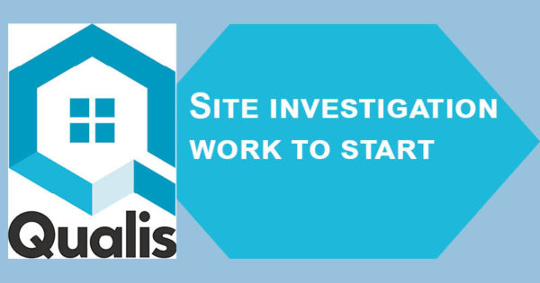 Site investigation work to start