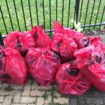 Bin bags collected in waltham abbey