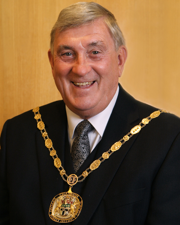 Cllr Tony Boyce