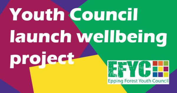 Youth Council launch wellbeing project
