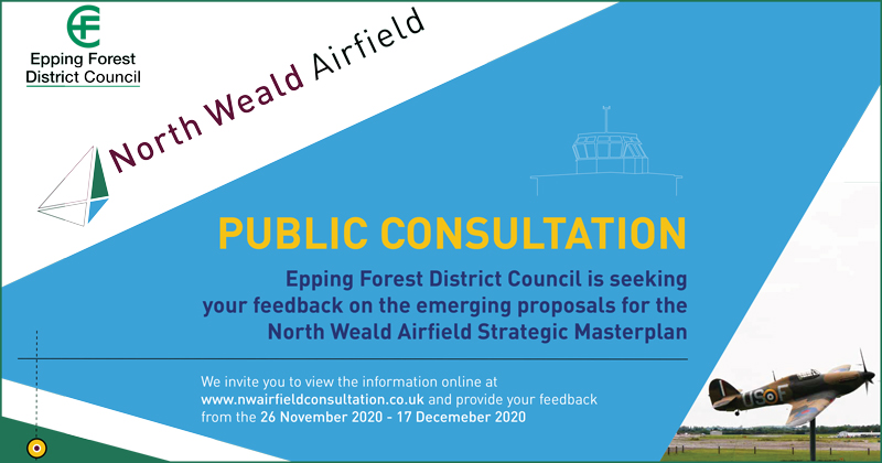 North Weald Airfield public consultation
