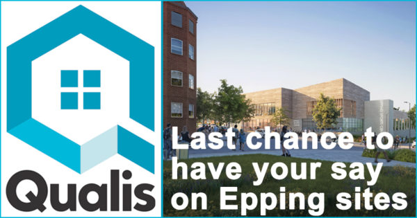 Last chance to have your say on Epping sites