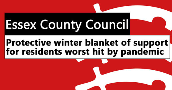Protective winter blanket of support for residents worst hit by pandemic