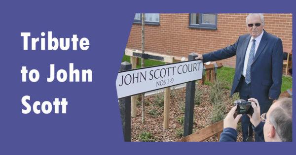 Tribute to John Scott
