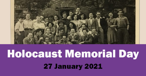 Picture of the Holocaust survivors