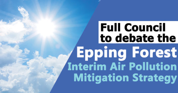 Full Council to debate the Interim Air Pollution Mitigation Strategy