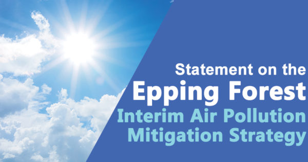 Statement on the Epping Forest Interim Air Pollution Mitigation Strategy
