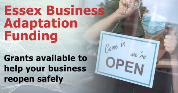 Grants available to help your business reopen safely