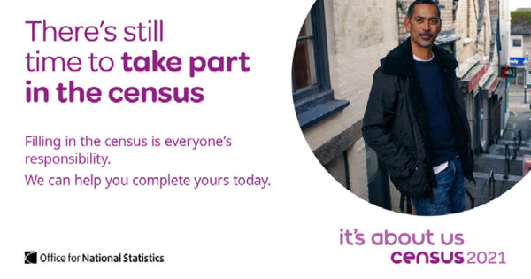 There's still time to take part in the census