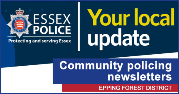 Your local update - community policing newsletters