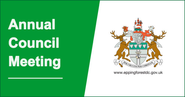 Annual Council meeting on 25 May 2021