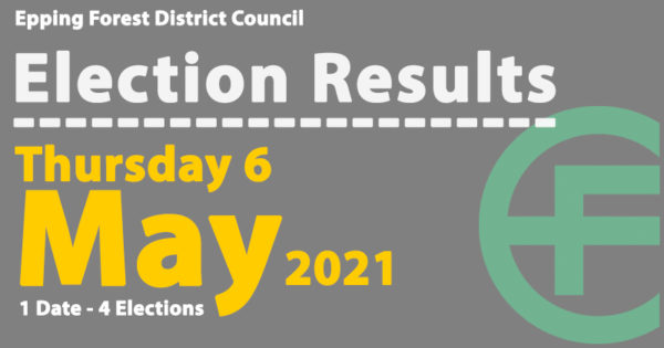 Election results - 6 May 2021