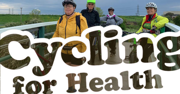 Cycling for Health Monday evening rides