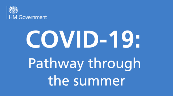 COVID-19: Pathway through the summer
