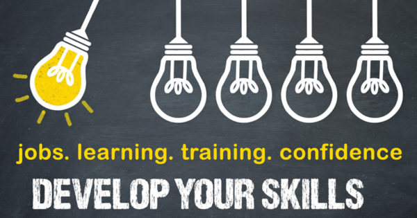 Develop your skills
