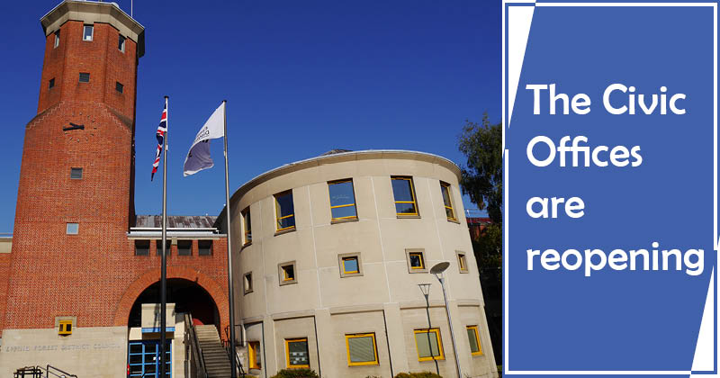 Image of Civic Offices in Epping