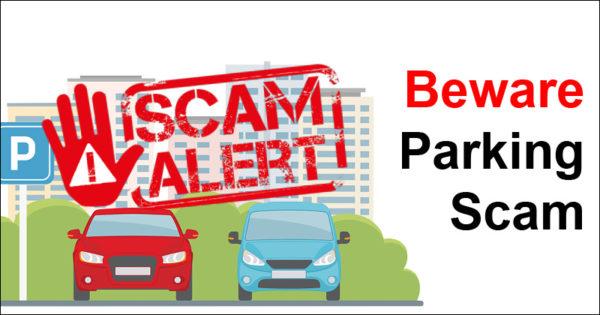 Beware Paring Scam