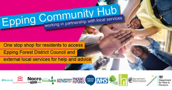 One Stop shop for residents to access Epping Forest District Council and external local services for help and advice