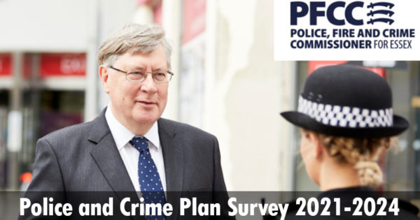 Police and Crime Plan Survey 2021-2024